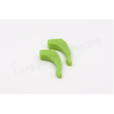 Фиксаторы заушников (зеленые)
