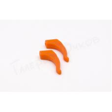 Фиксаторы заушников (оранжевые)
